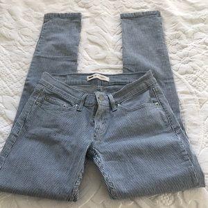 Levi's StripedStretch Jeans
